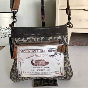 Handbags - Myra Bag vintage chateau Crossbody Purse NWT